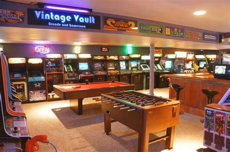 best arcade cabinets for home father son build insanely impressive retro 80s arcade in