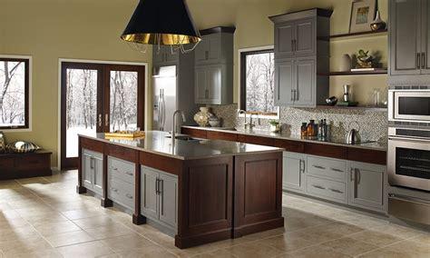 kitchen color schemes bertch cabinet manfacturing