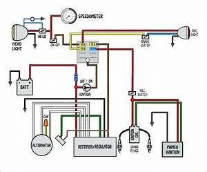 X8 Mini Moto Wiring Diagram