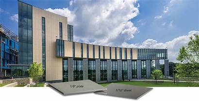 Plate Metal Solid Exterior Cladding Materials Nature