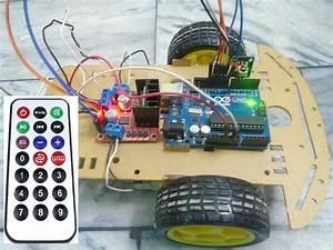 Control An Arduino Rc Car Using Remote