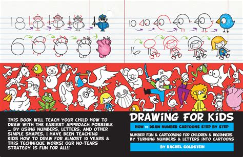 cartooning  kids  turning number  cartoons