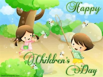 Happy Children Glitter Childrens Animated Wishes Tapas