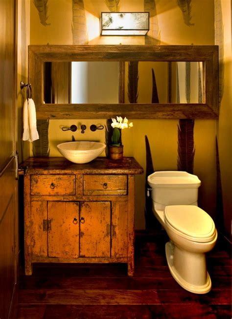 ideas for rustic bathrooms 31 best rustic bathroom design and decor ideas for 2016