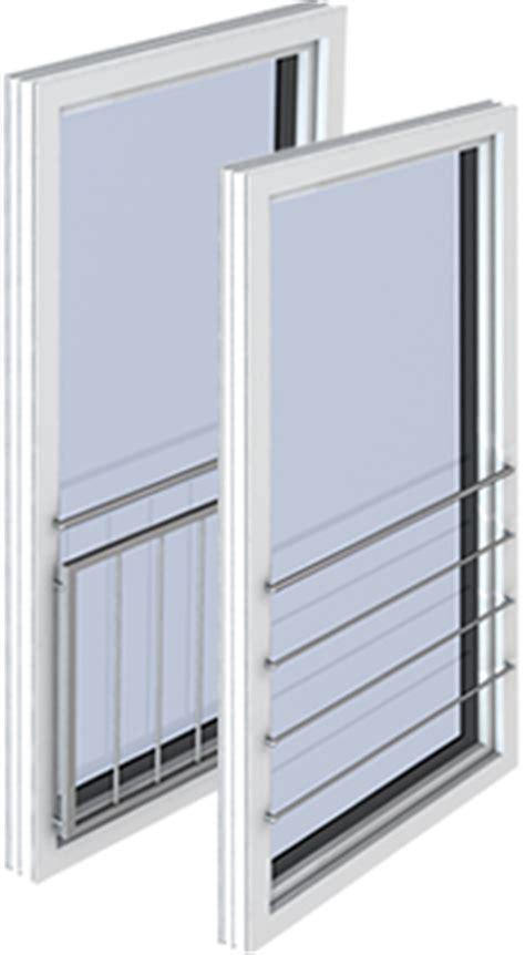 Fenster Sichtschutz Abnehmbar by Fenstertechnik Brand Absturzsicherung