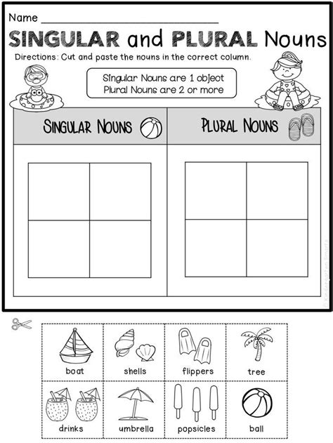 Best 25+ Nouns Kindergarten Ideas On Pinterest  Teaching Nouns, Nouns First Grade And Noun