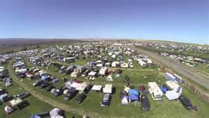 Gorge Amphitheatre Premier Camping