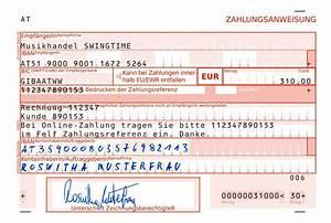Iban Berechnen Sparkasse : stuzza zahlen mit system die zahlungsanweisung ~ Themetempest.com Abrechnung