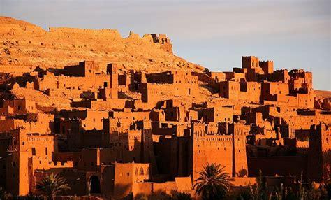 ait benhaddou morocco marokko reiseziele und reisen