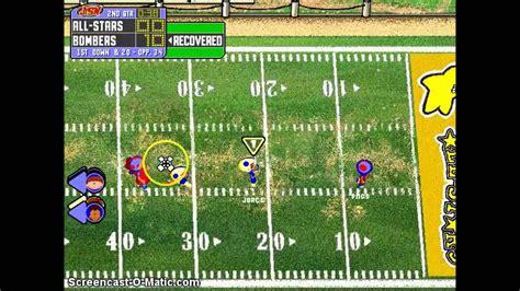 How To Play Backyard Football - backyard football ep 1