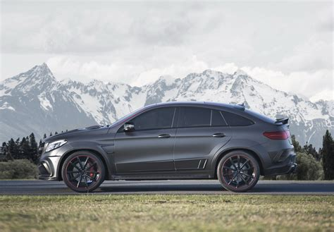 mercedes amg gle 2016 mercedes amg gle 63 by mansory picture 669603 car