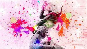 Dancing With Colors HD and Wide Wallpapers | Arquivo Maia ...
