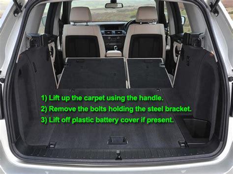 Bmw X3 Car Battery Location  Car Batteries