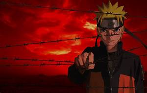 Naruto Uzumaki Wallpaper by Helenha on DeviantArt