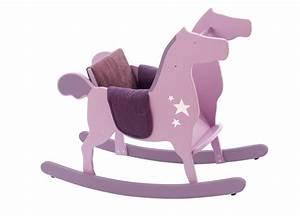 Cheval à Bascule Bebe : moulin roty cheval bascule parme doudouplanet ~ Teatrodelosmanantiales.com Idées de Décoration