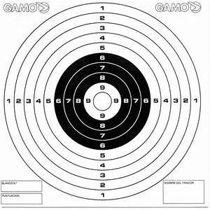Dianas Competición Pistola Gamo | Carabinas y pistolas