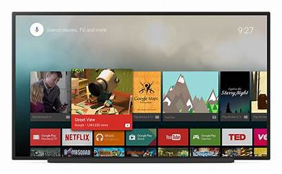 Tv Android Google Speakers Screen Cast Living