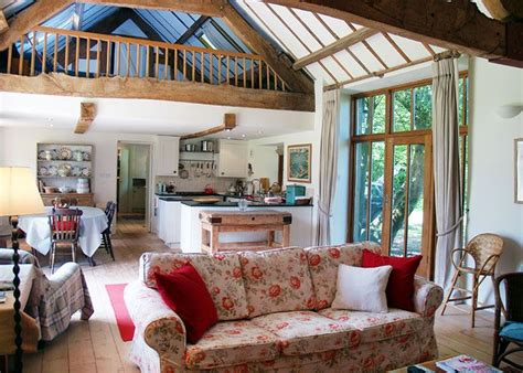 Converted Barn Sited Open Countryside by Superb Self Catering Converted Barn In The