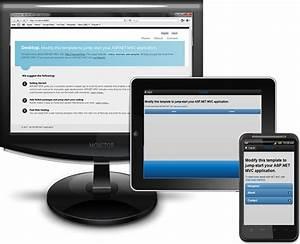 Mvc4 Mobile Friendly Web Applications