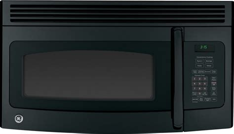Ge Jvm3150dfbb 1.5 Cu. Ft. Over-the-range Microwave With
