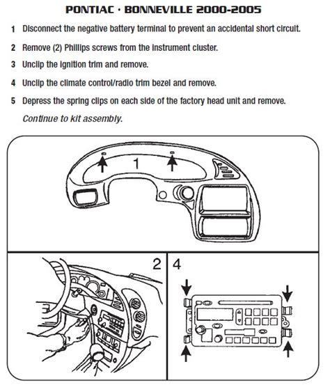 Diagram Heating System Wire Pontiac