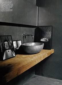17 meilleures idees a propos de meubles pour salle de With wc suspendu couleur gris 5 salle de bains beton cire idees deco pour sinspirer