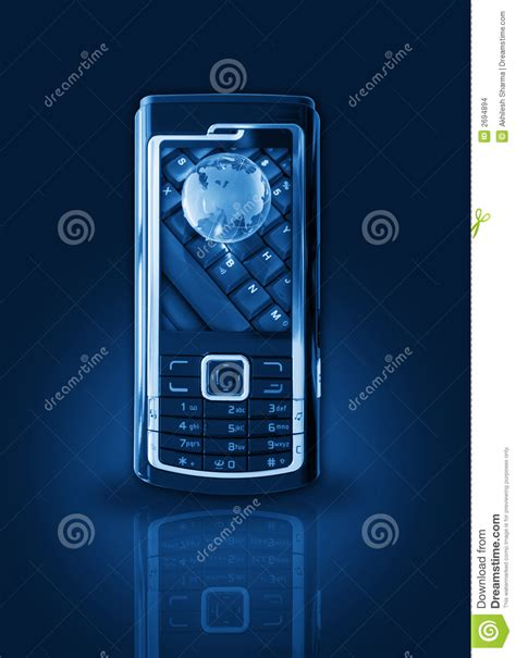 gprs on phone mobile phone gprs concept stock images image 2694894