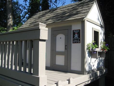ana white grandkids playhouse diy projects
