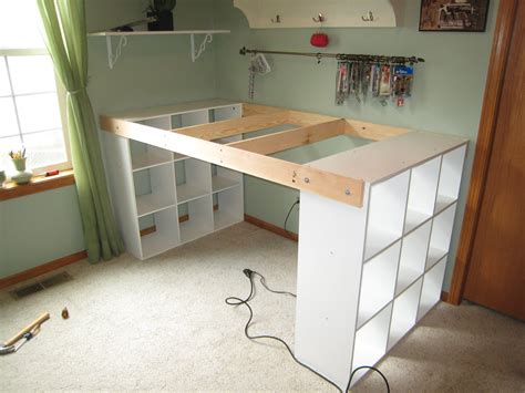 comptoire de cuisine do it yourself white craft desk