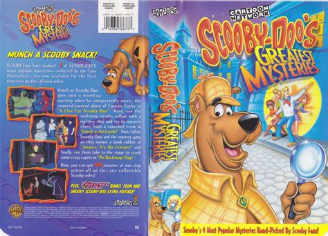 Opening To Scooby Doo Original Mysteries Vhs
