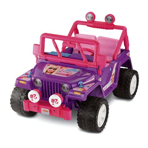 barbie jammin jeep fun barbie styling with room for two