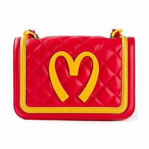 Are You Lovin It? - Moschino McDonald's Inspired Bags for ...