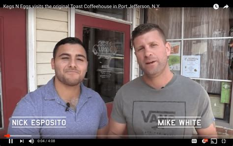 This month's guest judge will be instagram addict samantha grace. Watch: Kegs N Eggs visits the original Toast Coffeehouse in Port Jeff