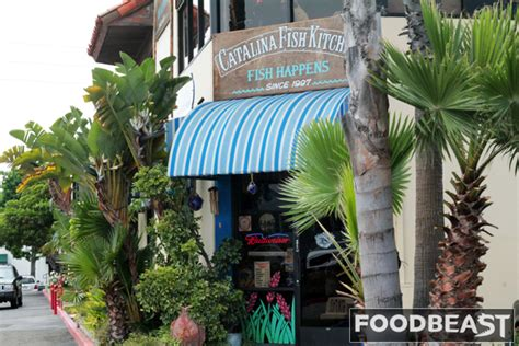 Adventure Catalina Fish Kitchen (costa Mesa, Ca