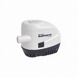 Attwood Sahara Automatic Bilge Pump S750 Series