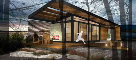 Ready-made Modular Home Can Multitask