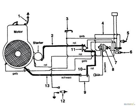 Wire Diagram Huskee Mtd by Bolens 13am762f765 Wiring Diagram Sle