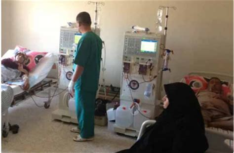 Dialysis During Disaster  Syrian American Medical Society