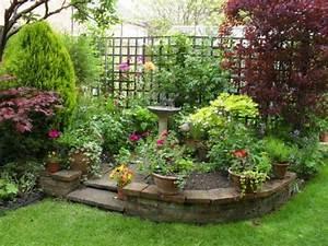 Gartengestaltung Kleine Gärten Bilder : gartengestaltung tipps wie sie licht und schatten im ~ Lizthompson.info Haus und Dekorationen