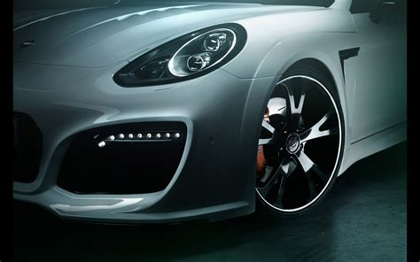 2018 Techart Porsche Panamera Turbo Grandgt Details 1