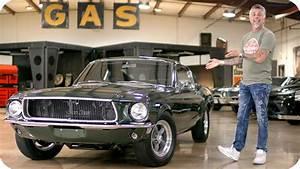 "Win a Restored 1968 ""Bullitt"" Ford® Mustang GT Fastback // Omaze - YouTube"