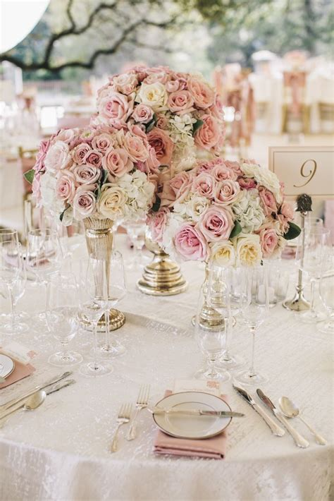 20 Stylish Soft Pink and Blush Wedding Ideas MODwedding