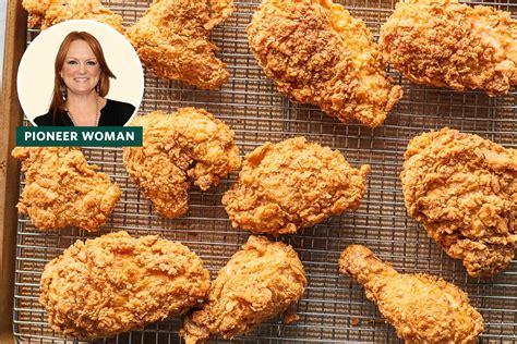 chicken fried pioneer woman recipe
