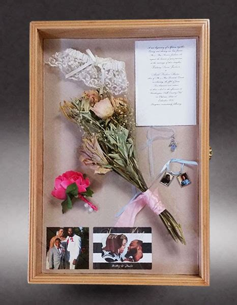 wedding shadow box greg seitz woodworking