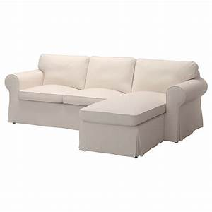 ektorp two seat sofa and chaise longue lofallet beige ikea With ikea ektorp sofa