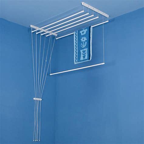 etendoir a linge de plafond 233 tendoir 224 linge de plafond 6 100cm