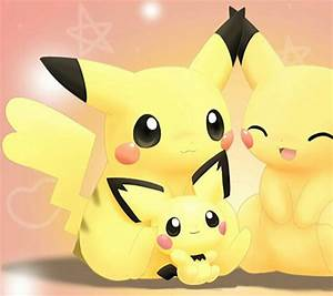Pikachus and Pichu Pokemon | Pokemon | Pinterest | Pokémon ...