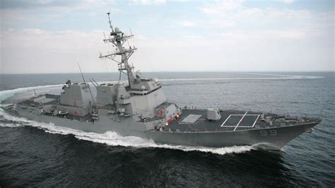 Pns Nasr And The Royal Australian Navy Share A Line