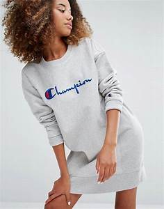 les 25 meilleures idees concernant robe sweat sur With robe sweat shirt