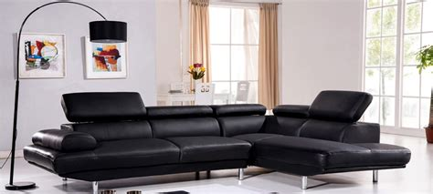 quel cuir pour un canapé canapé d 39 angle en cuir noir à prix incroyable